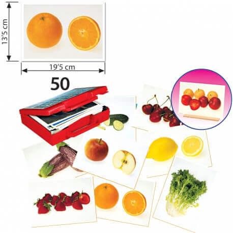 Imagier Aliments grand format