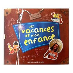 Livre Les vacances de mon enfance