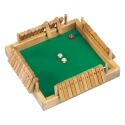 Grand Shut the box 4 joueurs