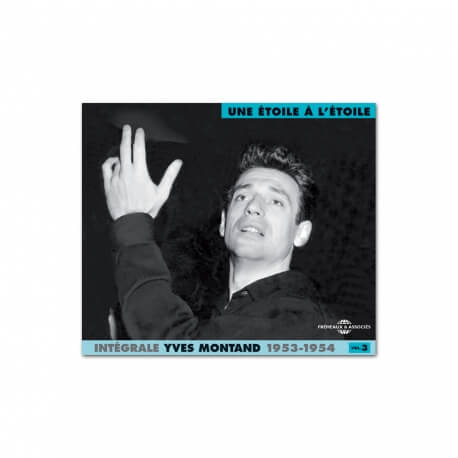 CD Yves Montand 1949 - 1953