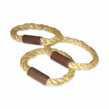 3 anneaux supplémentaires pour Anneaux quilles