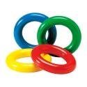 Anneaux Gym - lot de 4 anneaux