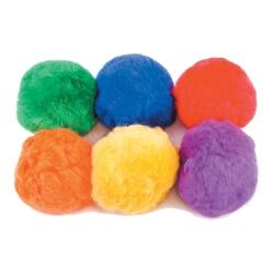 Balles en coton