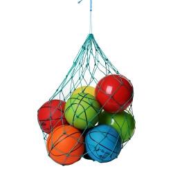 Filet pour ballons et balles - Matériel de remise en forme pour seniors