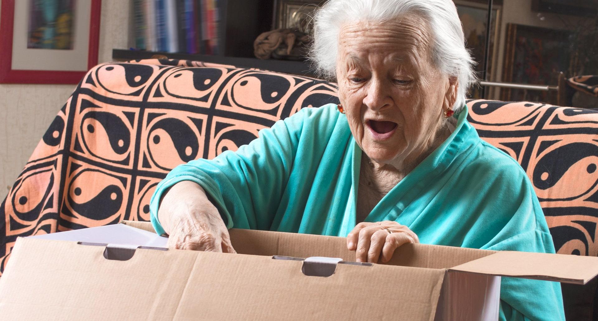 idée cadeau grand mère 80 ans