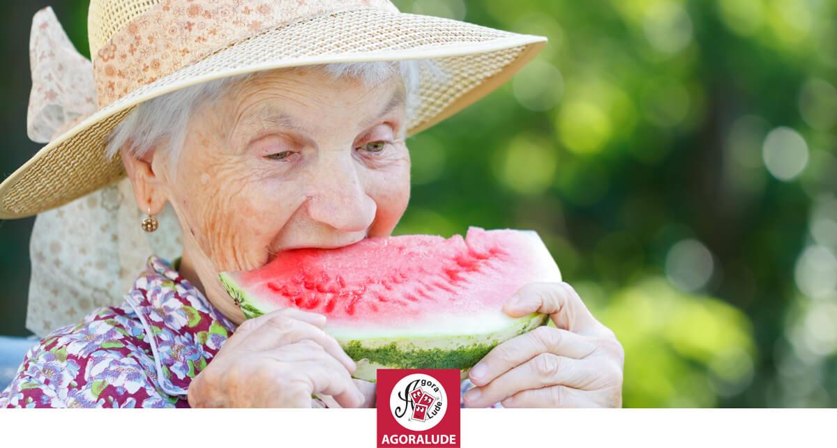la semaine du goût avec des personnes âgées