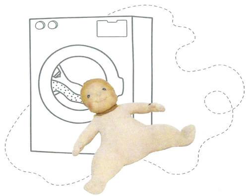 laver une poupée d'empathie