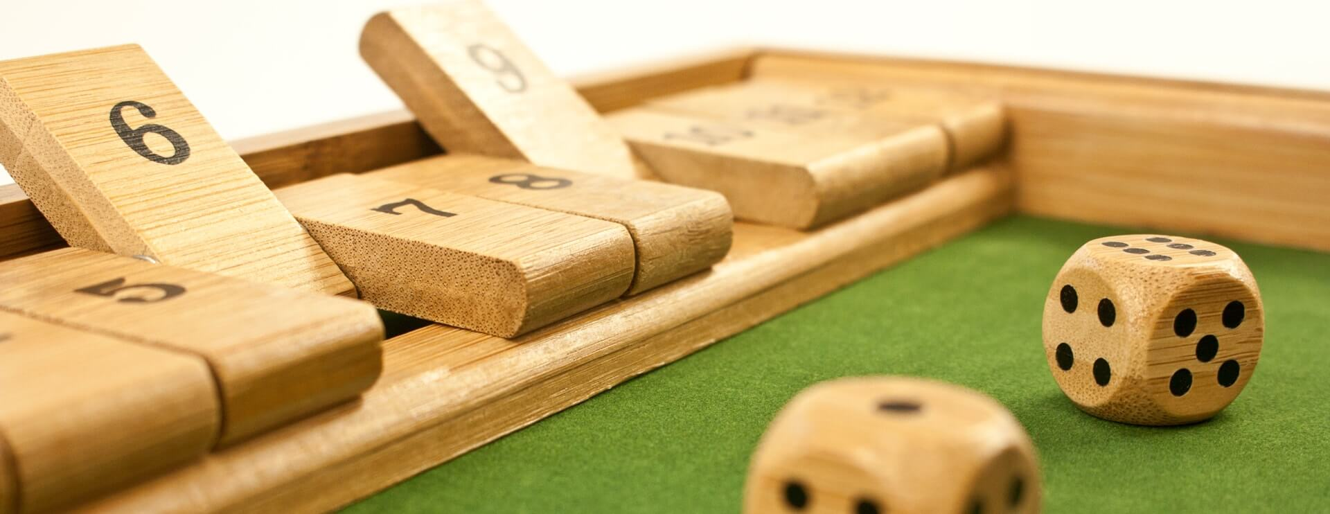 regle du shut the box